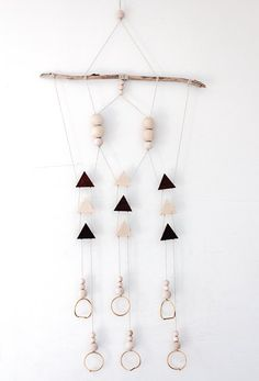 Image of Triangle Wall Hanging