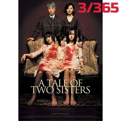 "#watchamovieaday 3/365 Finally got around to see A Tale Of Two Sisters a Korean horror from 2003. It ranks really high in lists with ""best horror ever"" and I bought the DVD when it came out. I just never watched it. Come to think of it I could've made an ""unboxing"" video. It lived up to my expectations. Even when I already saw the American remake (The Uninvited) which turns out to be more of a ""based on"". You can still join me and a dozen other daredevils and watch a movie a day. Our first…"