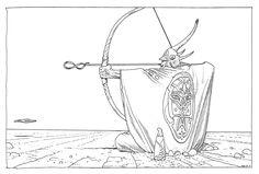 Moebius - 40 Days dans le Désert B - but does it float