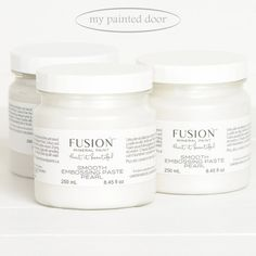 Fusion Mineral Paint — My Painted Door Stencil Patterns, Mineral Paint, Online Painting, Metallic Paint, Painted Furniture, Paint Colors, Minerals, Stencils, Past