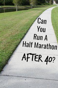 Can You Run A Half Marathon After 40? - Having Fun Saving & Cooking