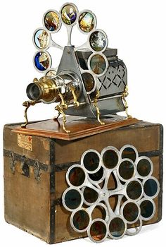 Magic Lantern Principles Of Animation, Art Optical, Retro Images, History Of Photography, Vintage Cameras, Stop Motion, Mail Art, Light And Shadow, Vintage Toys