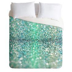 Lisa Argyropoulos Ocean Tides Duvet Cover | DENY Designs Home Accessories