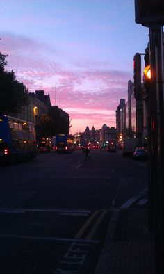 View from the Bus - D'olier Street