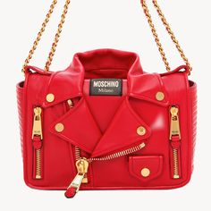 This major Moschino bag could yours free - seriously! Head over to luckyshops.com to enter <3