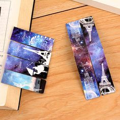 Find More Bookmark Information about 6 pcs/lot Cute Eiffel Tower Paper Bookmarks Creative Kawaii Magnetic Book Marks School Supplies Stationery Free Shipping 3807,High Quality book marks,China magnetic book marks Suppliers, Cheap paper bookmark from World of Stamp and Tape on Aliexpress.com
