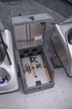 Tracker Pro Guide V-175 WT Rod Storage