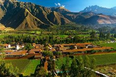 Aeanda Hotel and Wellness Hacienda in Peru , landscape Oh The Places You'll Go, Great Places, Beautiful Places, Latin America, South America, Peru Travel, Tours, Explore, Landscape