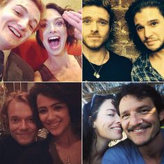 Game Of Thrones Actors Relationships