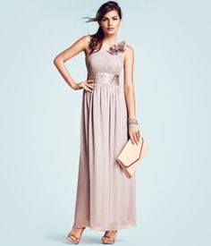 """formal"" dress... light pink"