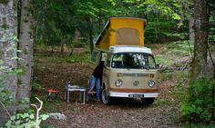 Jack le Texan - VW T2 1978 originale !!  Combi des Alpes - Annecy - French Alps Location de combi - vw van rental