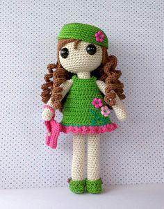 Carolina y sus vestidos de Rosebud por DaWanda.com