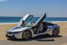 The BMW i8, first introduced as the BMW Concept Vision Efficient Dynamics, is a plug-in hybrid sports car developed by BMW. Description from exotiquerental.com. I searched for this on bing.com/images