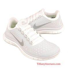 Buy Nike Free 2013 3.0 V4 White Platinum Silver 511495 001 Nike Free 2013 -$49.67