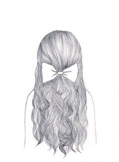 Design to draw - Draw Pattern - hair drawing... Draw Pattern & inspiration  Preview – Pattern    Description  hair drawing  – Source –