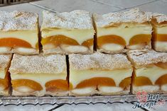 All Time Easy Cake : Delicious pudding cake with puff pastry, Sweet Recipes, Cake Recipes, Hungarian Recipes, Pudding Cake, Desert Recipes, Original Recipe, Nutella, Cheesecake, Food And Drink