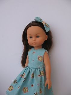 Corolle Les CheriesPaola Reina Doll Dress by PachomDollBoutique