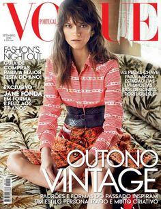 Vogue Portugal September 2015 - Kasia Struss