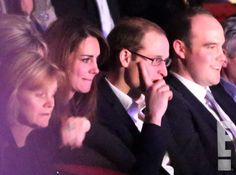 Kate Middleton's 31st Birthday Cirque du Soleil Celebration