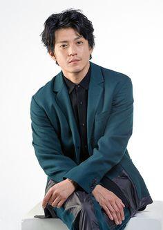 Oguri Shun on Tsutaya Club Magazine vol.01, 2016.