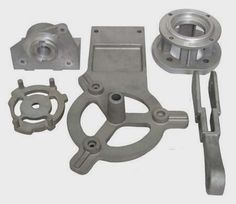 investment casting with modern process