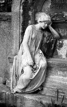 Cemetery statue | Cemetery Statue, Hungary