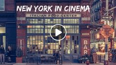 New York in Cinema, Supercut by Sergio Rojo  A compilation of films set in New York City