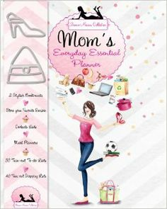 Mom's Essential Planner (Bonnie Marcus): Parragon Books: 9781472331564: Amazon.com: Books  Comes with shoe and purse bookmarks!