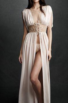 Pretty Bridal Lingerie from BHLDN
