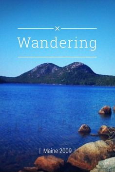 Another story of love and loss using the Stellar app. Art Of Living, Wander, Maine, Told You So, App, Travel, Outdoor, Viajes, Outdoors