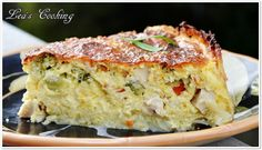 """""""Hashbrown Breakfast Quiche"""" This is a perfect gluten free breakfast."""