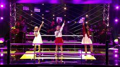 Zita, Josefien & Precious - 'Top Of The World'   Battles  The Voice Kids...
