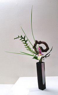 IKEBANA, Ikenobo flower arrangement 17 | por M. TANIGUCHI