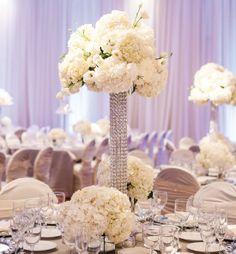 elegant wedding table decorations | elegant wedding decor, toronto real weddings, rachel clingen decor