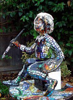 Tesserae - Mosaic Studio | Sculptures