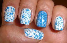 Konad Nails 6 | Flickr - Photo Sharing!