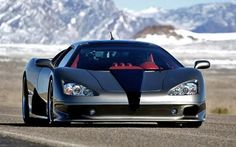 SSC Ultimate Aero....What a beauty ;)