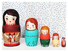 Hey, I found this really awesome Etsy listing at http://www.etsy.com/listing/91365804/fox-muniecas-nesting-dolls-ooak