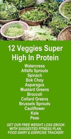 12 Veggies Super High In Protein. Get healthy and lose weight with our alkaline rich, antioxidant loaded, weight loss products that help you increase energy, detox, cleanse, burn fat and lose weight more efficiently without changing your diet, increasing  http://weightlosssucesss.pw/dont-be-duped-3-diet-foods-guaranteed-to-sabotage-your-health/