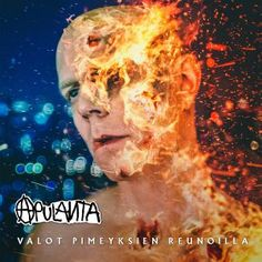 Valot pimeyksien reunoilla - Single by Apulanta Try It Free, Apple Music, Card Templates, Creative Business, Rock, Business Flyer, Metal, Board, Youtube
