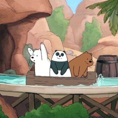 Ice Bear We Bare Bears, 3 Bears, Cute Bears, Cartoon Profile Pictures, Bear Pictures, We Bare Bears Wallpapers, Funny Wallpapers, Cute Bear Drawings, Witch Drawing