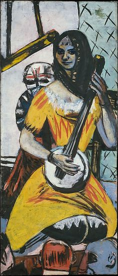 Vaudeville Act Max Beckmann (German, Leipzig 1884–1950 New York City)