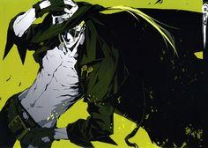 Miwa Shirow, Guilty Gear, Johnny (Guilty Gear)
