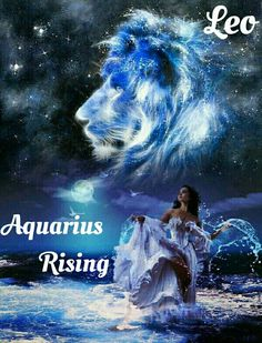 Leo And Aquarius, Aquarius Rising, Movies, Movie Posters, Painting, Art, Art Background, Films, Film Poster