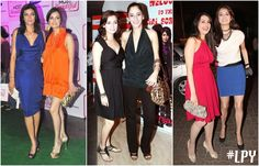 #DiaMirza with her friends #Bollywood #Edit #LPY