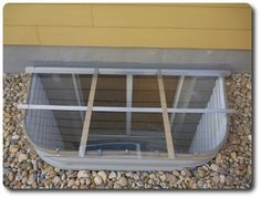 Basement Window Well Clear Covers Google Search