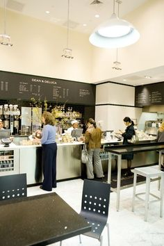 I'm in love with Dean and Deluca, wish there was a location near me.