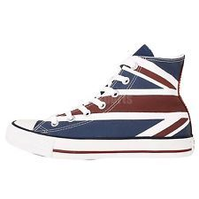 Converse CTAS Chuck Taylor All Star UK Flag Print Casual Shoes