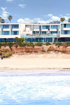 Coolest Beach Hotels in the USA - A towel and a stretch of sand? Good. A hip beach hotel with a buzzy après-la-plage scene and Instagram-ready design? Now we're talking. Here are 8 hipster-approved finds just a stone's throw from the sand.
