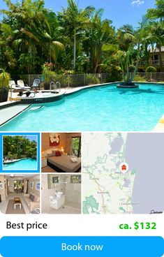 Noosavillage River Resort (Noosaville, Australia) – Book this hotel at the cheapest price on sefibo.